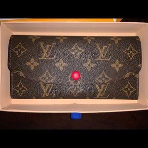 Emilie Louis Vuitton wallet